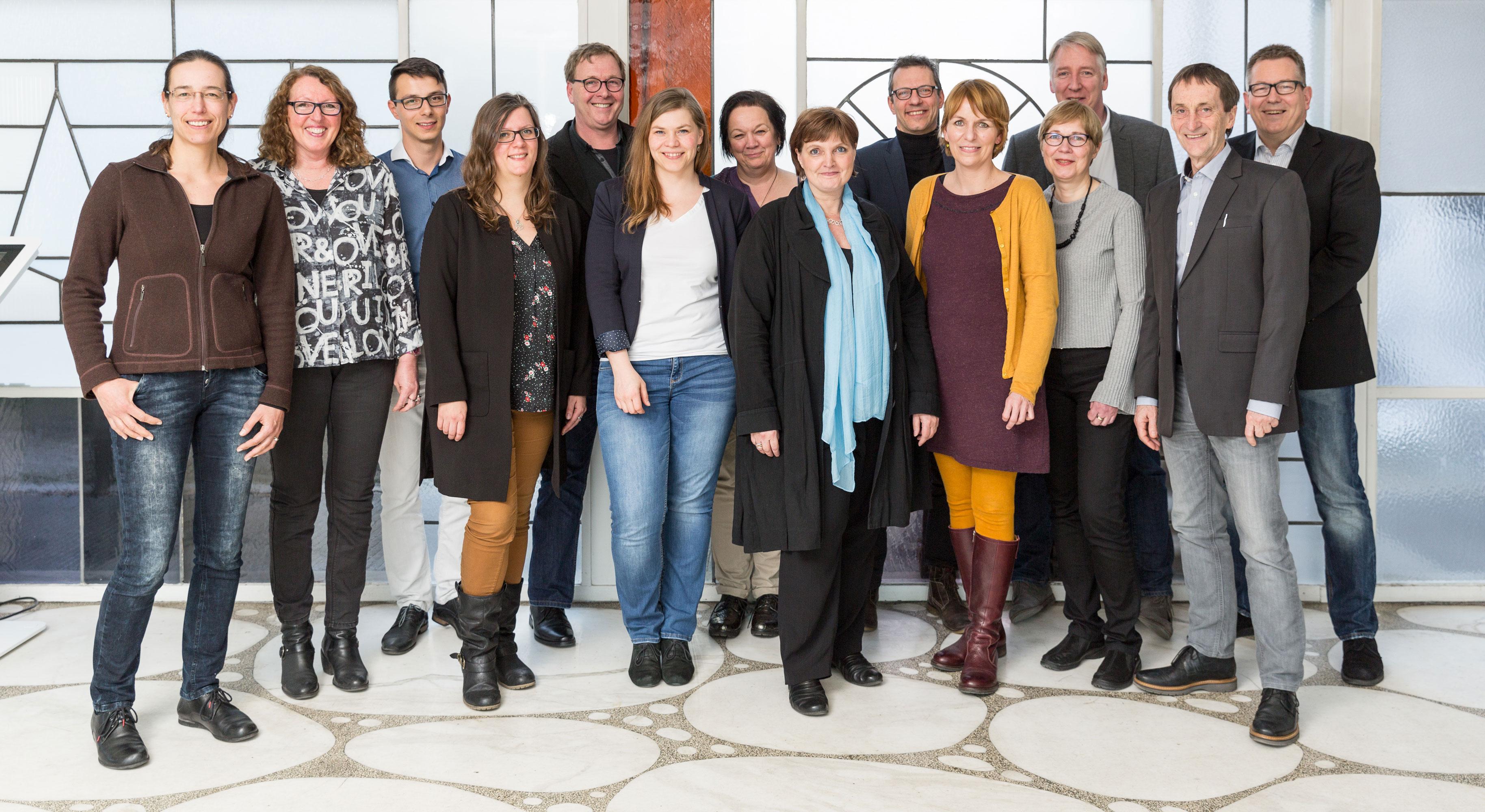 Beratungsteam Niedersachsen Teammitglieder